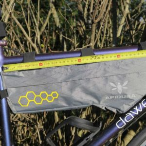 Sacoche de cadre Bikepacking APIDURA EXPEDITION 4,5 Lit.