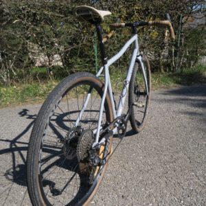 """Vélo Gravel cadre Acier """"dawelo"""" – taille M/L"""