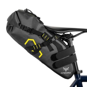 Sacoche de selle Bikepacking APIDURA EXPEDITION 14 Lit.