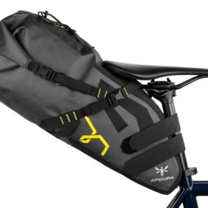 Sacoche de selle Bikepacking APIDURA EXPEDITION 17 Lit.