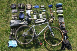 L'équipement en Bikepacking