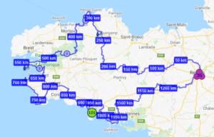 Ultra Raid – Gravel Tro Breizh 2020